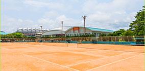 沖縄市庭球場